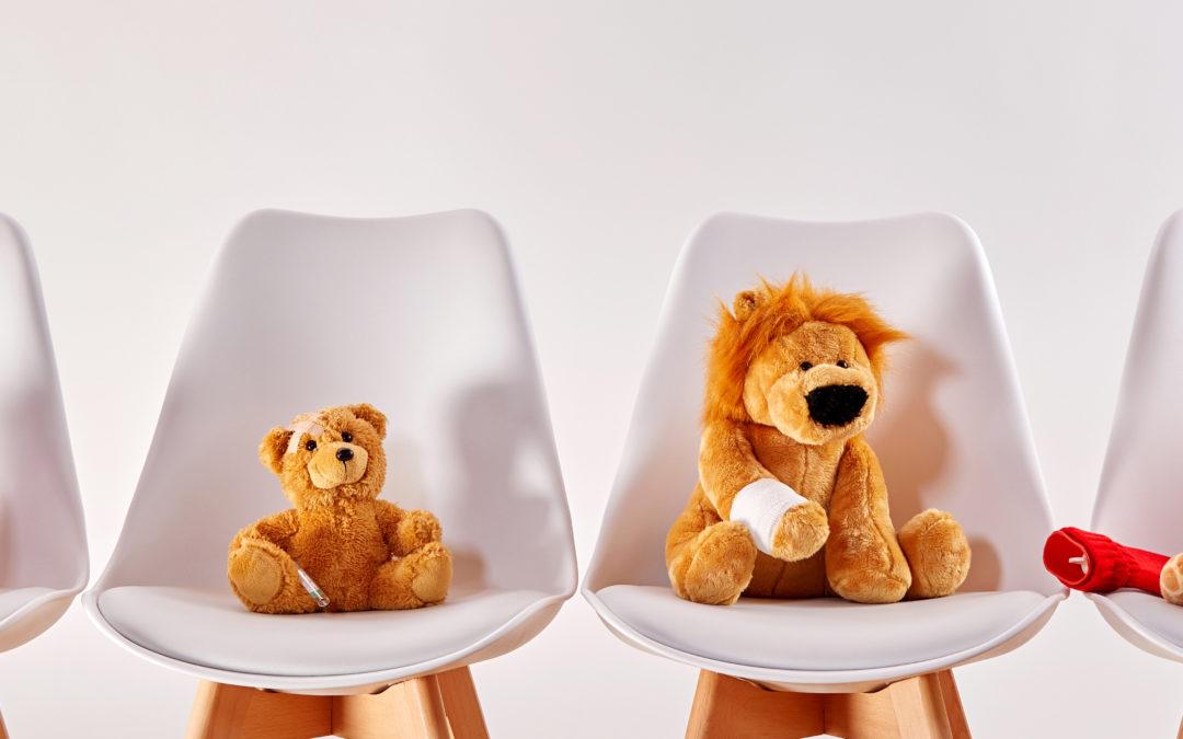 Přijímáme dětské endokrinologické pacienty